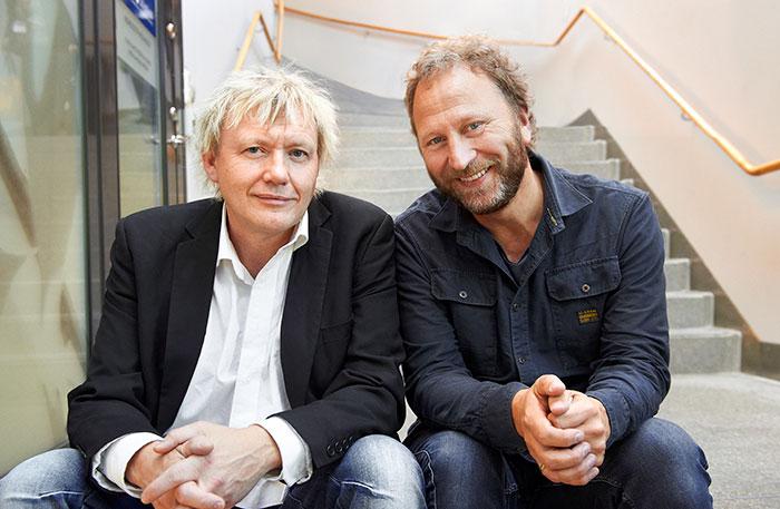Forfattarna Soren Anders