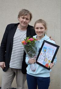 Vinnaren i Sune-tävlingen!