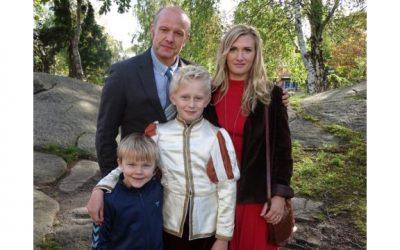 Träffa nya Sune-familjen