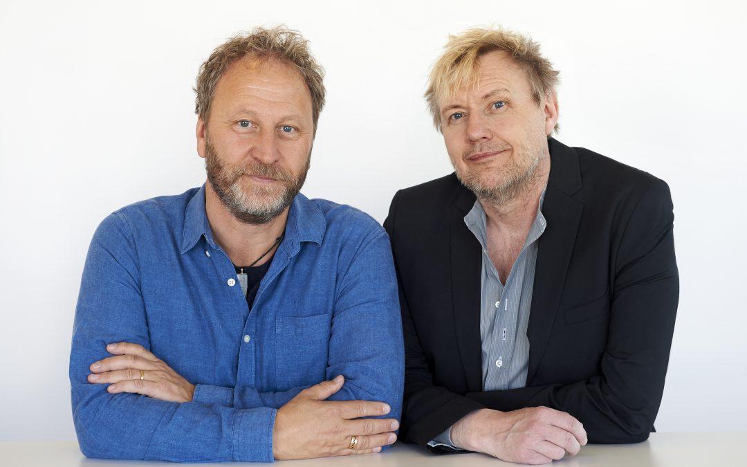 Sören & Anders besöker bokmässan i Göteborg